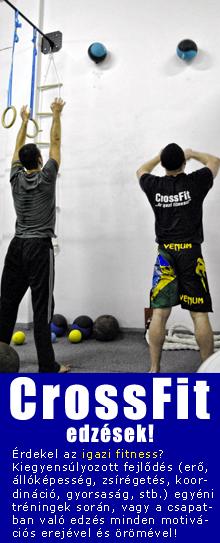 CrossFit csoportok!