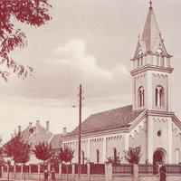 Jézus Szíve katolikus templom és kapucinus rendház