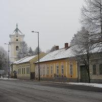 Polgárházak VIII. – Baross utca
