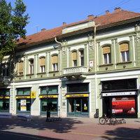 Vidovszky László háza az Andrássy úton