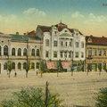 Weisz Mór-féle palota – a Békésmegyei Általános Takarékpénztár székháza