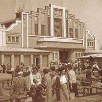 Vásárcsarnok terve 1925-ből