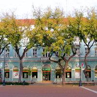 Laszky–Biener-palota – Aradi Ipar- és Népbank – Békésmegyei Kereskedelmi Bank