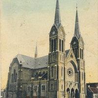 Páduai Szent Antal társszékesegyház