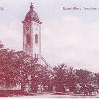 Jaminai evangélikus templom