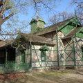 Nyári pavilon és zenepavilon a Széchenyi ligetben