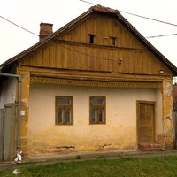 Népi lakóházak, podsztyenás házak XVII. – A Békési út és a Berényi út között
