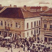 Vidovszky–Adler-ház a Szent István téren
