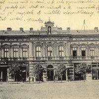 Városi bérház