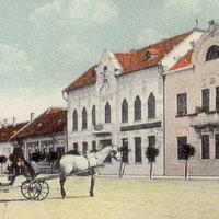 A Békésmegyei Gazdasági Egyesület székháza – Helyőrségi Klub