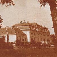 A pósteleki Széchényi–Wenckheim-kastély