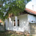 Népi lakóházak, podsztyenás házak XIII. - Zrínyi utca