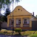 Népi lakóházak, Podsztyenás házak XII. - Bánát utca