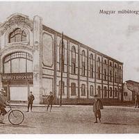 Magyar Műbútorgyár – Rokka – Kötöttárugyár