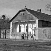 Népi lakóházak, podsztyenás házak X. - Szent Imre utca
