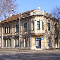 Giessing–Hannesz-ház az Andrássy úton