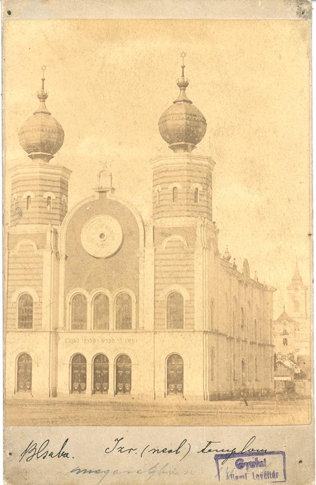 Neológ izraelita templom - 1900.jpg.jpg