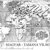 Földrajzi nevek, magyar szavak