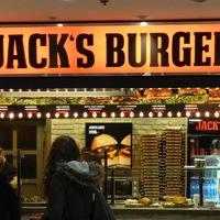 Burger Mustra #31 - Jack's Burger, Budapest (Westend)