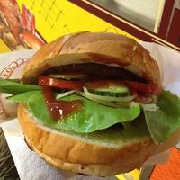 Burger Mustra #59 - Árpád Sarok, Budapest