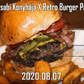 II. Csabi Konyhája & Retro Burger Party @ Budapest