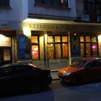 Burger Mustra #32 - Dióhéj Étterem, Budapest