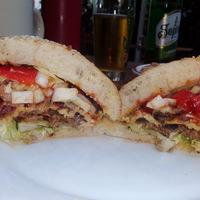 Burger Mustra #108 - Coyote Burger & Pub, Sopron