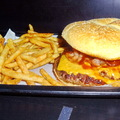 Burger Mustra #154 - Bull's BBQ, Bradley, Illinois (USA)