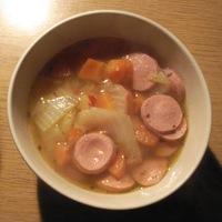 Betegségűző leves