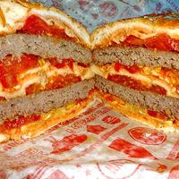 BIG DON, avagy egy hamburger ami egyben lasagne is!