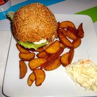 Burger Mustra #106 - Tequila Taverna, Siófok