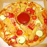 Augusztusi dupla Don Pepe pizza teszt