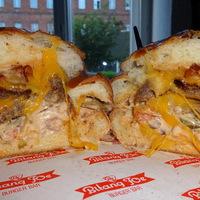 Burger Mustra #96 - Bitang Joe, Miskolc