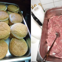 Burger Party @ Casa de la Musica Hostel, Budapest