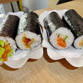 SUSHIROLL - street foodosított sushi
