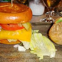 Burger Mustra #158 - Bone's, Aarhus (Dánia)