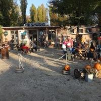 Halloween Party a Frankie's Food Truck és a my soup Római előadásában