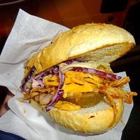 Gab's Food Truck - őrülten jó szendvics készül ebben a gyöngyösi kocsiban!