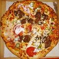 Borjúpaprikás pizza a Don Pepe extra ajánlata!