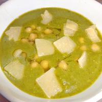Egészséges és nagyon zöld, extrém ízvilágú krémleves