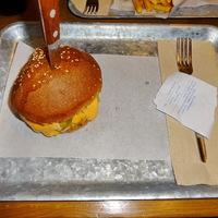 Burger Mustra #117 - Deep Burger, Budapest