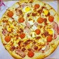 Ilyen egy igazi húsvéti pizza a Don Pepénél!