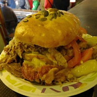 Burger Mustra #23 - Vörösmarty tér Karácsonyi Vásár, Budapest