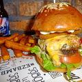 Négysajtos Bamba Burger @ Deák tér