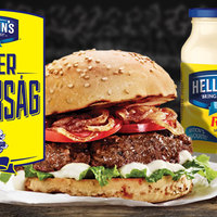 Hellmann's Burger Bajnokság - Dupla teszt