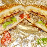 Burger Mustra #161 - Hell Pizza, Gyula