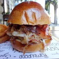 A Bamba Marha októberi ajánlata: Oktoberfest Burger