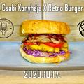 III. Csabi Konyhája & Retro Burger Party, Budapest