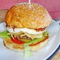 Burger Mustra #163 - Omnia Pub & Food, Békés