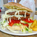 Burger Mustra #155 - Hari Kebab, Budapest